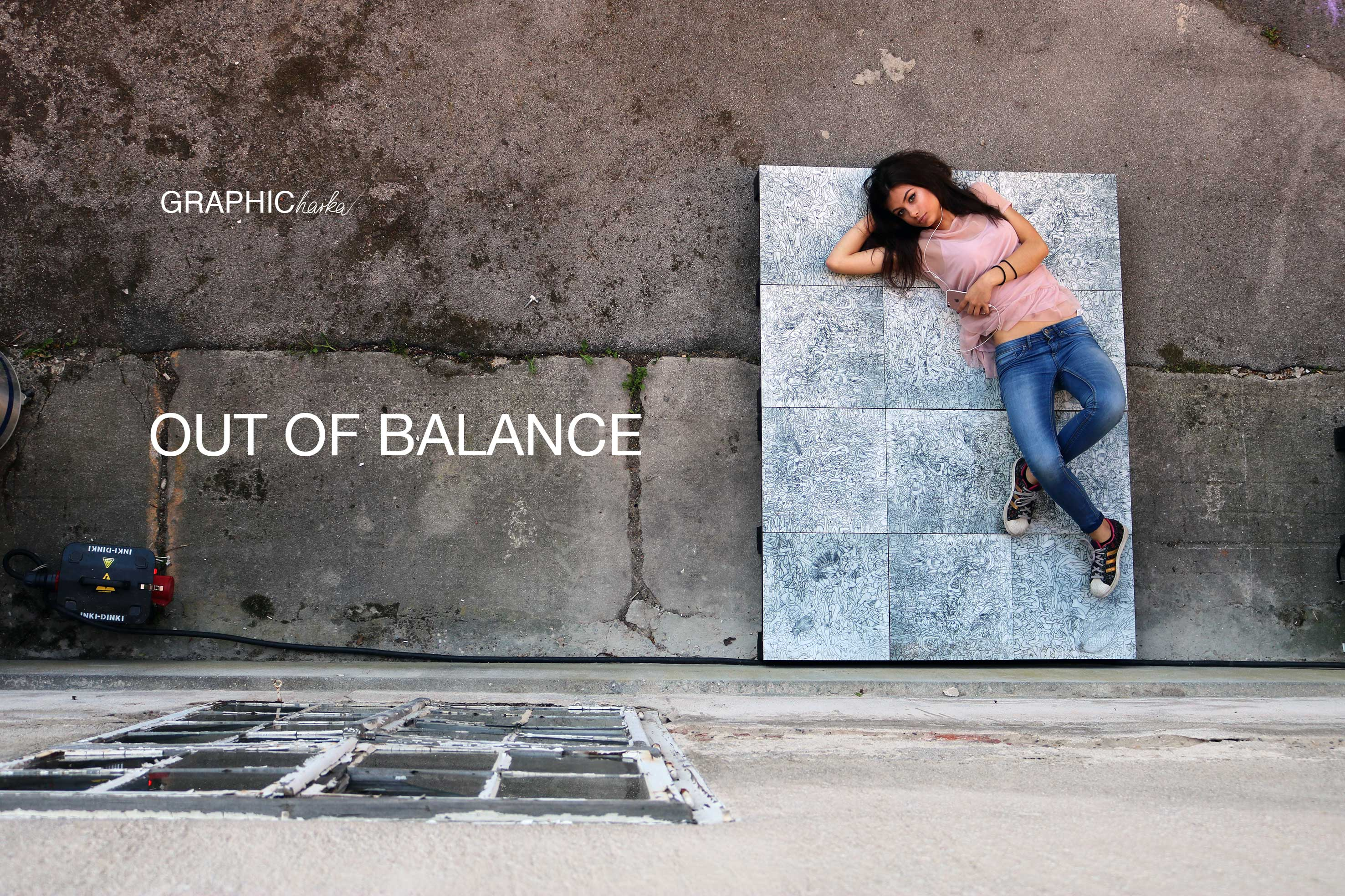 OUT OF BALANCE_plakat